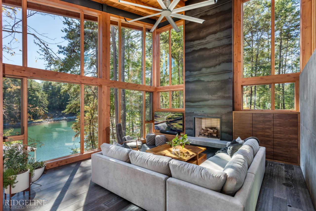 Kitchens Mountain Home Design